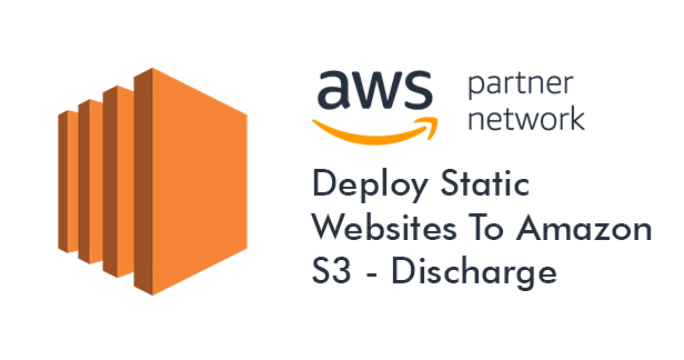 Deploy Static Websites To Amazon S3