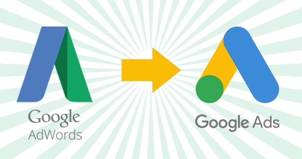 Google Adwords To Be Re-branded Into Google Ads!  Google's Big Re-brand
